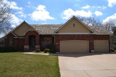 Wichita Single Family Home For Sale: 2914 N Wild Rose Ct
