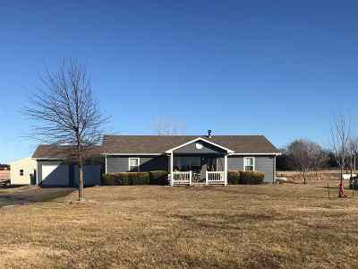 Augusta Single Family Home For Sale: 16156 SW Hunter Rd