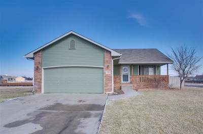 Clearwater Single Family Home For Sale: 1158 E Red River Cir