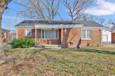 Haysville Single Family Home For Sale: 420 N Hillcrest