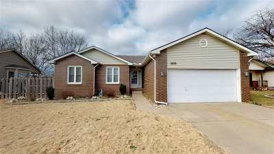 Wichita KS Single Family Home Sale Pending: $174,900