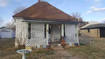Winfield Single Family Home For Sale: 1114 E 11th Ave.