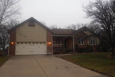 Wichita KS Single Family Home For Sale: $230,000