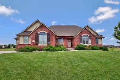 Rose Hill Single Family Home For Sale: 3447 N Deer Ridge Ct