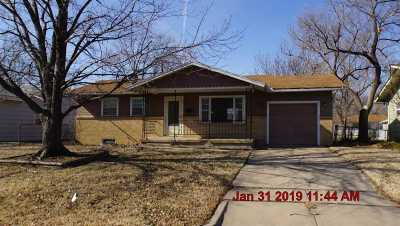 Wichita KS Single Family Home For Sale: $41,600