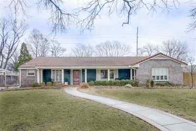 Eastborough Single Family Home For Sale: 36 N Stratford Rd