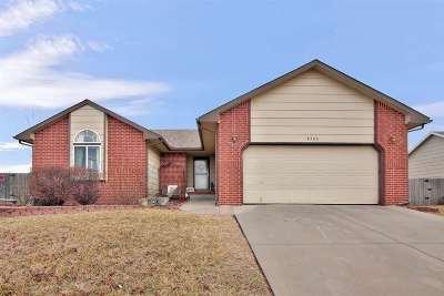 Wichita Single Family Home For Sale: 4566 N Saint James St