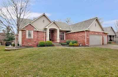 Wichita Single Family Home For Sale: 2946 N Wild Rose Ct