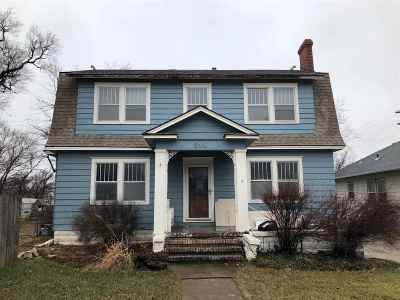 Augusta Single Family Home For Sale: 205 Main St