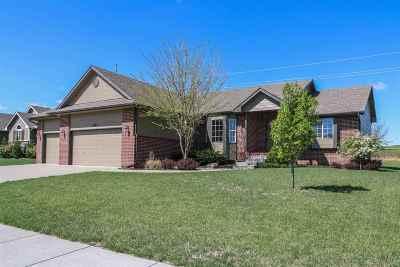 Derby Single Family Home For Sale: 2125 N Woodard St