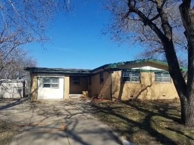 Wichita KS Single Family Home For Sale: $56,300