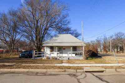 El Dorado KS Single Family Home For Sale: $20,000