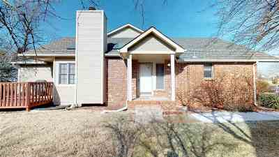 Wichita KS Single Family Home For Sale: $141,999