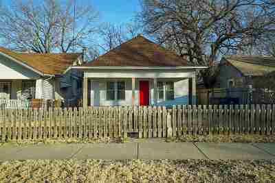 Single Family Home For Auction: 634 N St