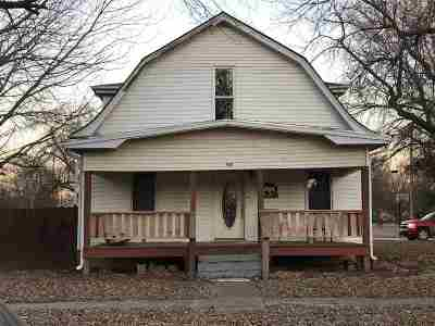 Oxford Single Family Home For Sale: 402 N Sumner Ave