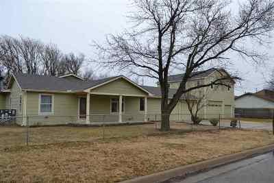 Wichita KS Single Family Home For Sale: $199,900