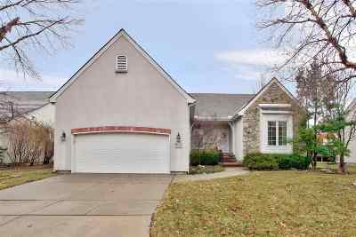Wichita Single Family Home For Sale: 1337 N White Tail Ct
