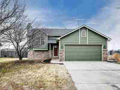 Valley Center Single Family Home For Sale: 810 Deerfield Cir