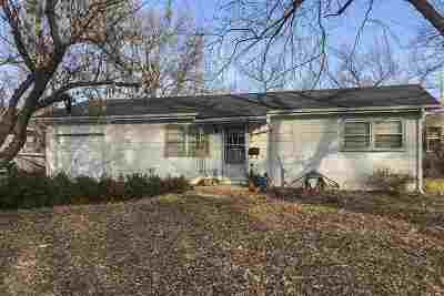 Single Family Home For Auction: 962 N Acadia St