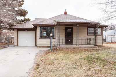 Wichita Single Family Home For Sale: 144 S Nevada