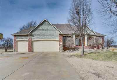 Wichita Single Family Home For Sale: 6439 S Madison Ct