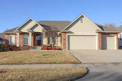 Sedgwick County Single Family Home For Sale: 13122 E Crestwood St