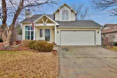 Wichita KS Single Family Home For Sale: $179,900