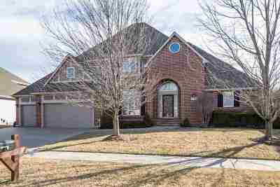 Wichita Single Family Home For Sale: 1906 N Frederic Cir