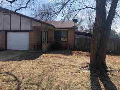 Wichita Single Family Home For Sale: 10741 W Nantucket