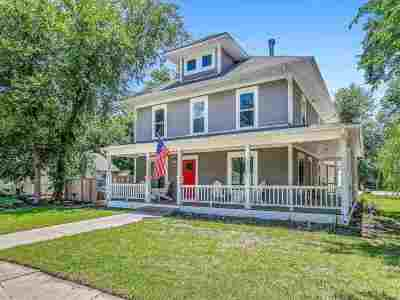 Sedgwick Single Family Home For Sale: 301 E 4th St