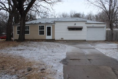 Wichita Single Family Home For Sale: 2725 S El Rancho Rd.