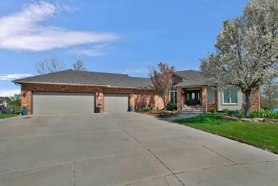 Sedgwick County Single Family Home For Sale: 2322 W Timbercreek Ct