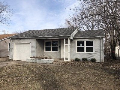 Wichita KS Single Family Home For Sale: $89,000