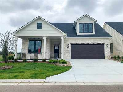Wichita Single Family Home For Sale: 3729 N Bedford