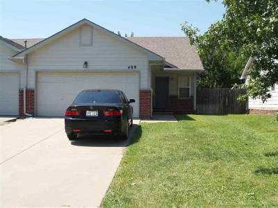 Derby Single Family Home For Sale: 409 N Zachary Dr