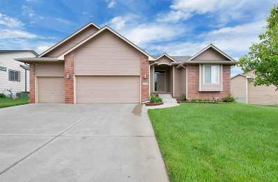 Wichita Single Family Home For Sale: 13114 E Laguna St.