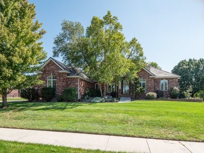 Wichita Single Family Home For Sale: 1604 N Rocky Creek Rd