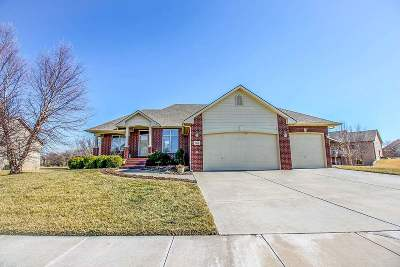 Wichita Single Family Home For Sale: 1262 N Forestview St