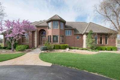 Towanda Single Family Home For Sale: 4481 NW Ohio St Rd