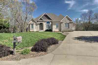 Wichita Single Family Home For Sale: 436 N Bridgefield Ct