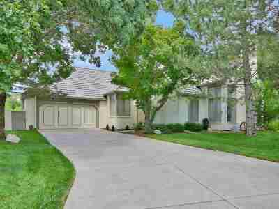 Wichita Single Family Home For Sale: 9020 E Woodspring