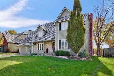 Wichita Single Family Home For Sale: 9413 E Shannon Way Ct