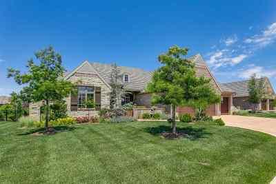 Wichita Single Family Home For Sale: 10602 E Mosaic St