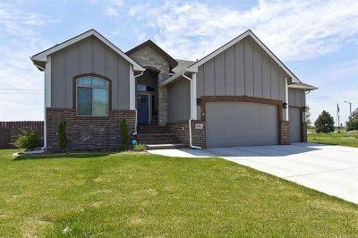 Wichita Single Family Home For Sale: 1408 N Blackstone Ct.