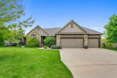 Andover KS Single Family Home For Sale: $439,900