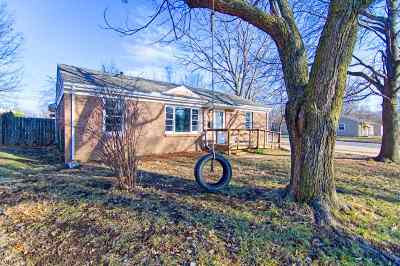 Derby Single Family Home For Sale: 1100 N Westview Dr