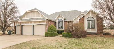 Derby Single Family Home For Sale: 11401 E 55th St S