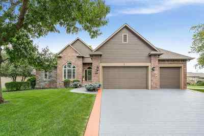 Wichita Single Family Home For Sale: 13124 E Castlewood Cir