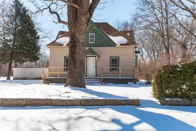 El Dorado KS Single Family Home For Auction: $67,400