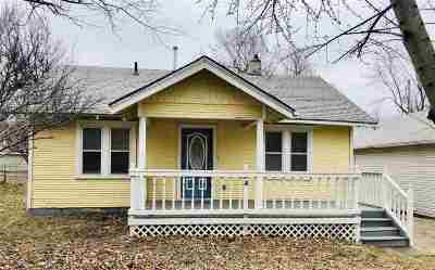 Arkansas City Single Family Home For Sale: 712 W Linden